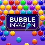 Buborék invázió