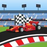 F1 autós verseny
