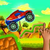 fejtörő autós játék
