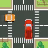 Forgalom haladás irányító