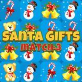 Karácsonyi ajándék zuhatag