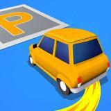 Vonalhúzós parkoló mester