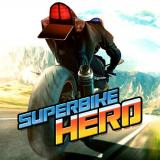 Szuper motoros hős