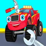 Vészhelyzeti autók szerelős játéka